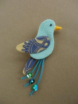 画像1: 和布の小鳥