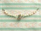 トンボ玉の羽織紐