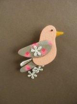 和布の小鳥