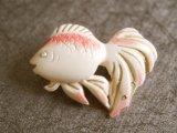 金魚の帯留め