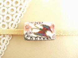 画像1: 蝶々の帯留